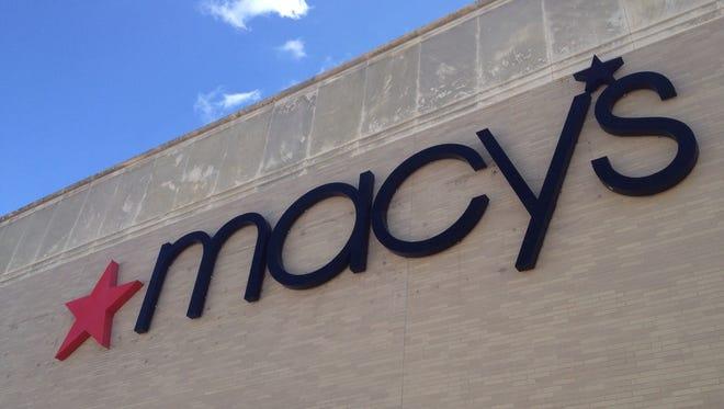 Macy's in the Fox River Mall, Grand Chute.