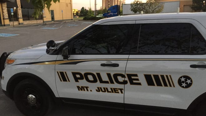 Mt. Juliet police went out of their way to help a family in a car out of gas in Saturday's rain.