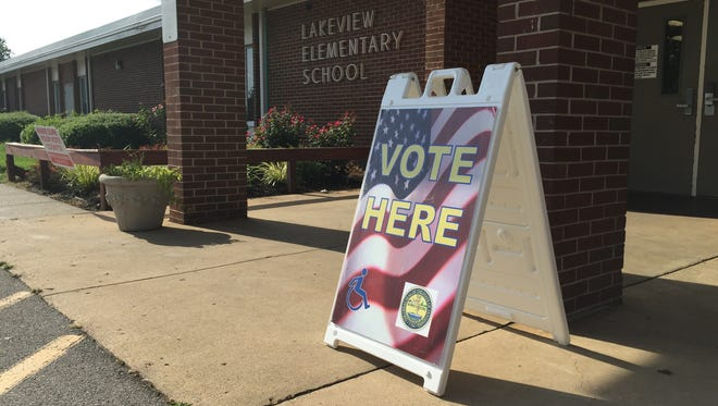 Early voting in Wilson County for the Aug. 2, 2018 election will be July 13-28.