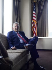 U.S. District Judge John E. Jones III is pictured in 2015. On Tuesday, Jones ordered the immediate release of a group of people being held in immigration detention at three jails in Pennsylvania, including York County Prison, amid the coronavirus pandemic.