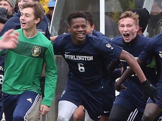 Christian Kibabu, 17,  was a Burlington High School
