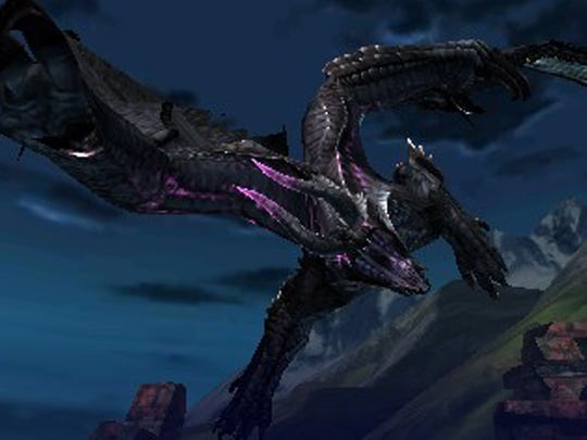 "Gore Magala is one of the flagship creatures in ""Monster Hunter 4 Ultimate."""