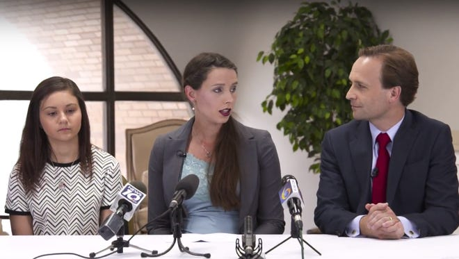New Calley campaign ad features Kaylee Lorincz and Rachel Denhollander