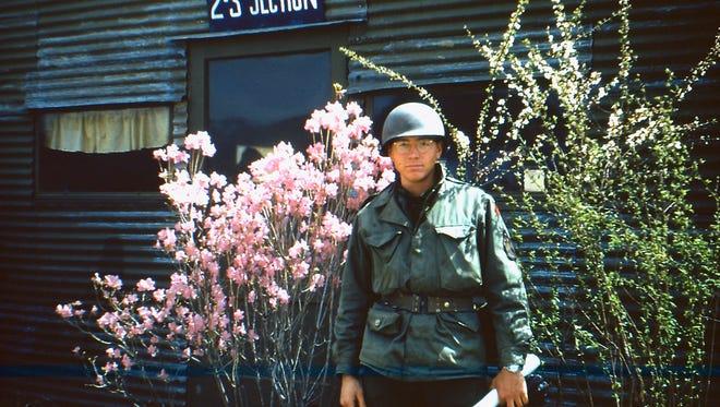 Korean War veteran John Phillips
