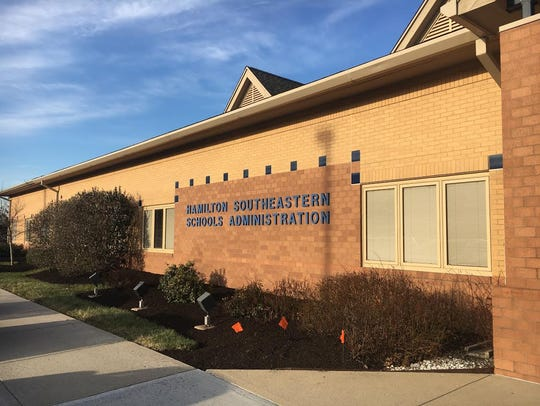 Hamilton Southeastern Schools administration building