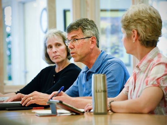 Executive board members of the Good Samaritan Fund
