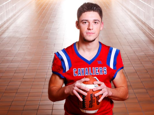 LAF Small School Offensive POY