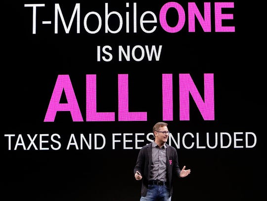 T-Mobile US COO Mike Sievert announced a move to include