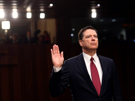 Of the White House comments that the FBI was in disarray,