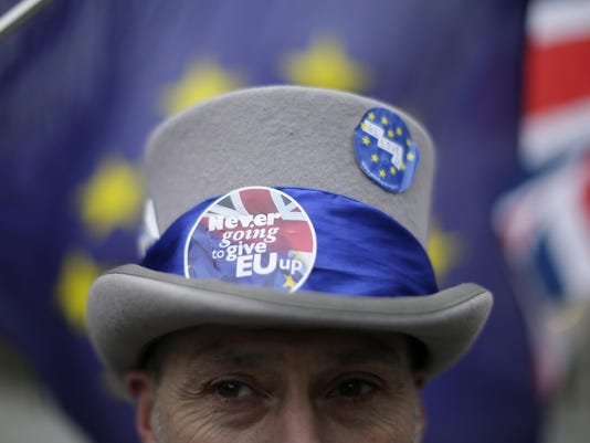 EU Brexit-Year-to-Go