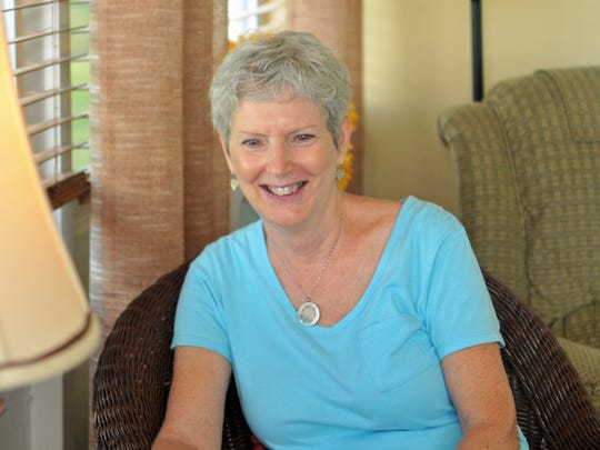 Anne Cope of Viera is an ovarian cancer survivor.