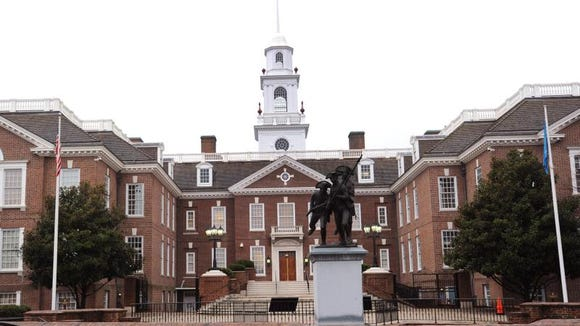 Legislative Hall in Dover