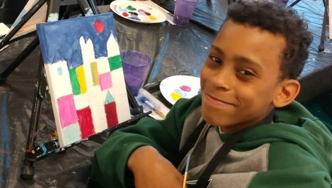 Nehemiah Wilson, 11, went missing June 23, 2017, when swimming in the Willamette River.