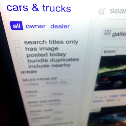 Here some tips to help you avoid fraud when buying a car online