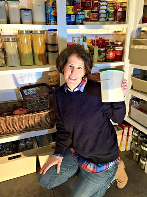 The DIY Dutchess shares tips on pantry and cabinet organization.