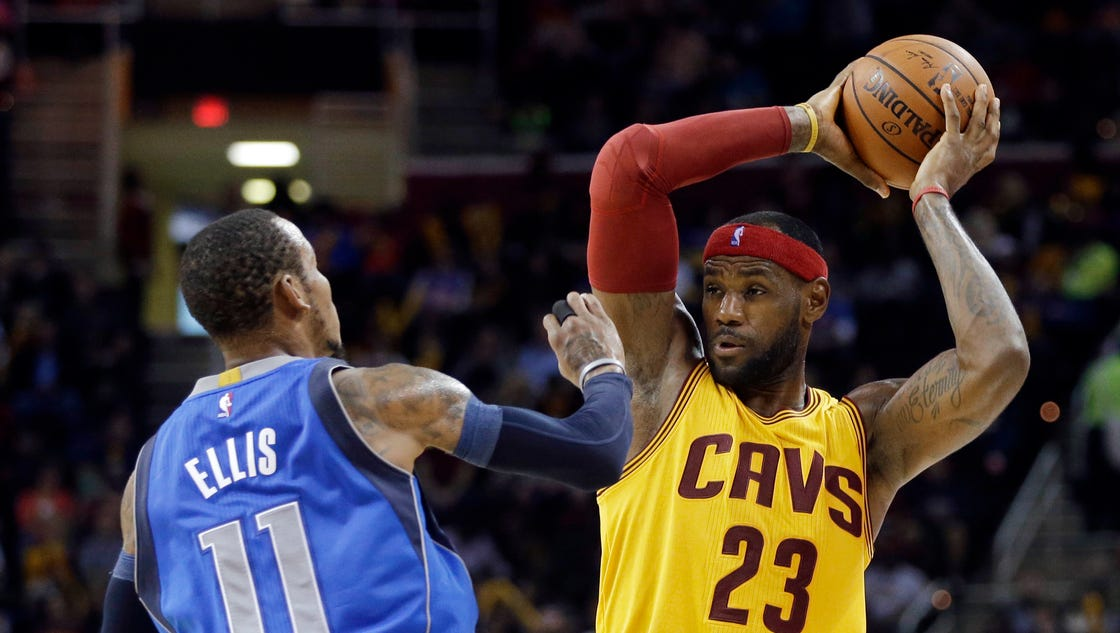 NBA Central Division preview: So, Bulls or Cavaliers?