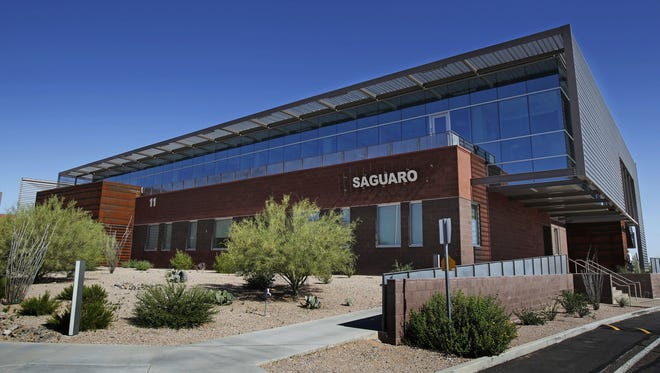 Mesa Community College's might downsize or close its desert-centric Red Mountain campus in light of a persistent enrollment decline.