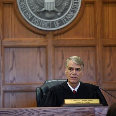 Chief U.S. District Judge Thomas A. Varlan (MICHAEL