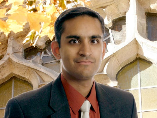 Vivek Sankaran is a professor and director of the Child