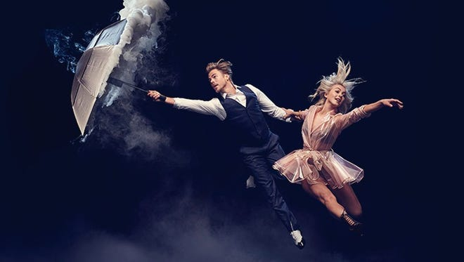 Dancing siblings Julianne and Derek Hough are bringing their show Move-Beyond to the Washington Pavilion May 25