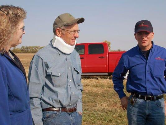 Farm Rescue Haying Help