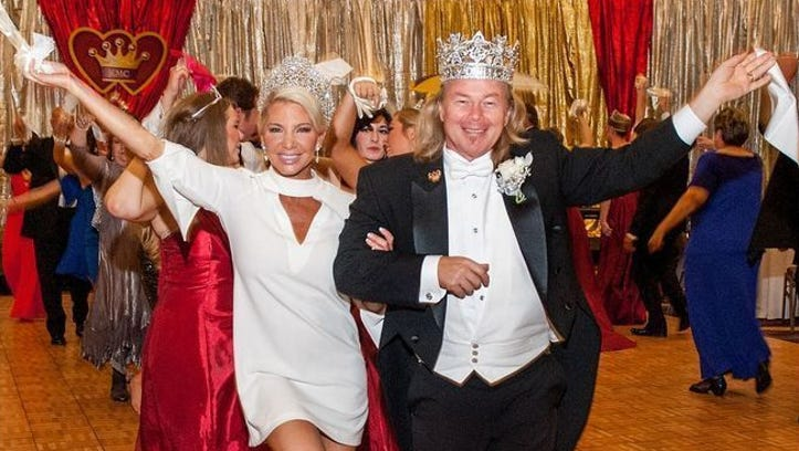 10Best: How a Midwestern couple became Mardi Gras monarchy