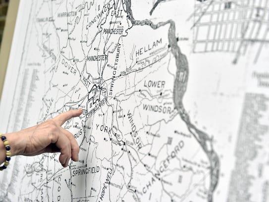 York City: 275 Years of History, Nov. 22 | York: Explore