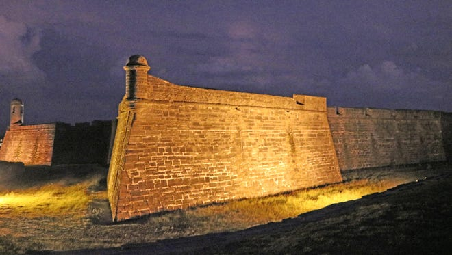 The Castillo de San Marcos is the oldest masonry fort in the continental U.S. The indestructible fortress took 23 years to build, and played a key role in protecting the Spanish when they ruled St. Augustine during the 17th and 18th centuries.