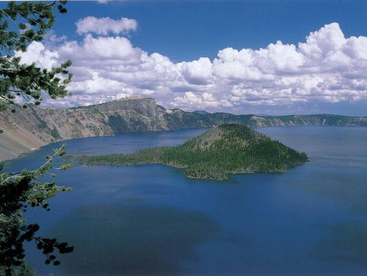 SAL Crater Lake