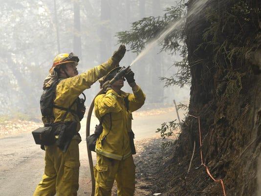 California Wildfires (3)