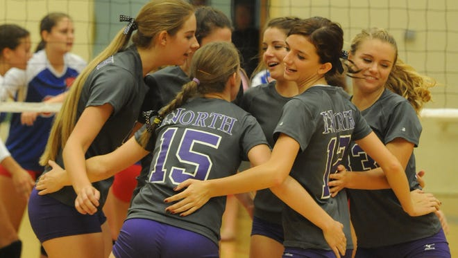 North Henderson will host its annual alumni volleyball match next week at the high school.