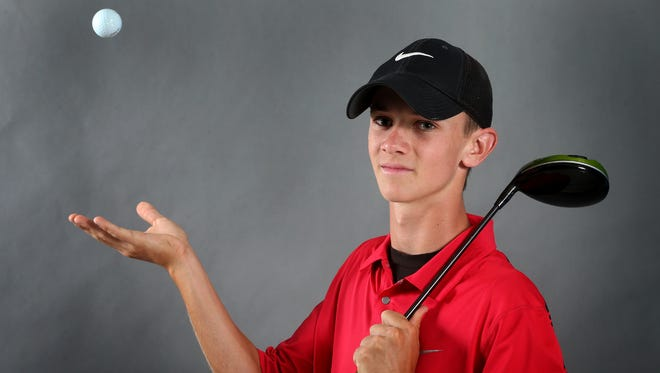 Blackman junior golfer Tanner Owens is playing in the U.S. Junior Amateur Championship at The Club at Carlton Woods near Houston.