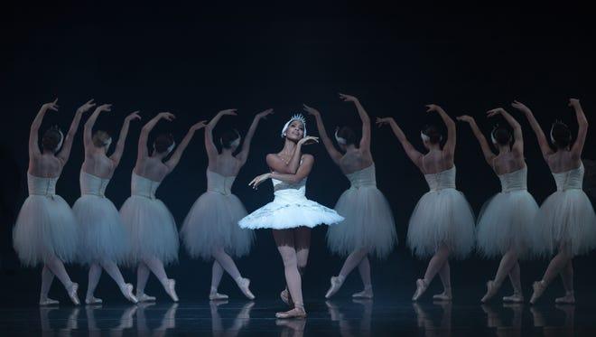 "Nashville Ballet 1918-19 Season: ""Swan Lake"""