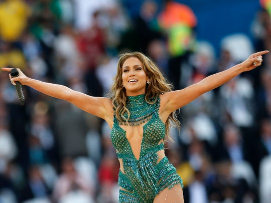 It's true: Jennifer Lopez just doesn't age.