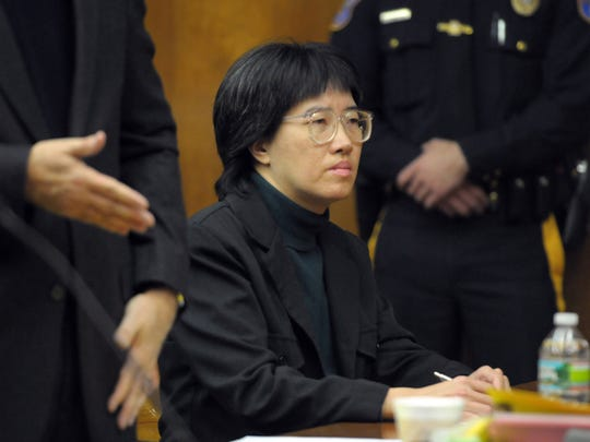 December 8, 2011 --- Jenny Tran is on trial for the murder of her husband, Ming Trung Tran.
