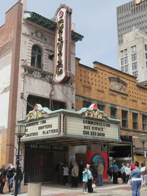The Akron Civic Theatre is offering online entertainment during the coronavirus pandemic