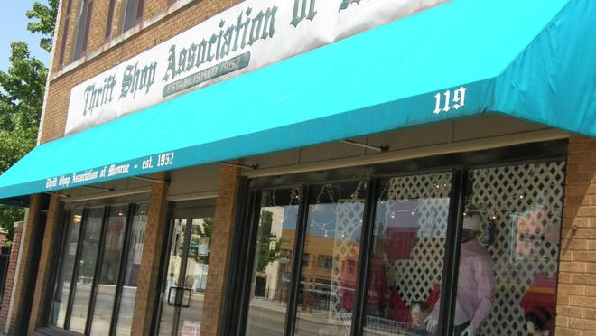 The Thrift Shop Association of Monroe, 119 S. Monroe St., is expected to reopen on Wednesday.