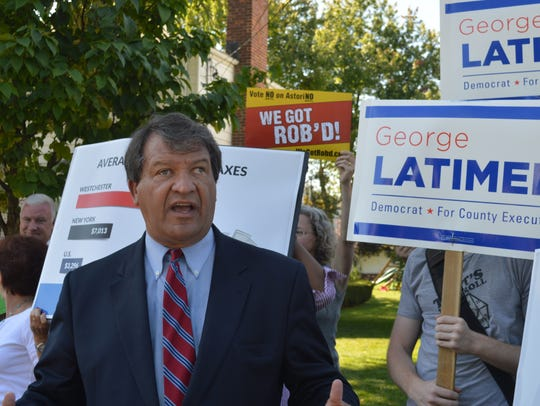 State Sen. George Latimer says the back taxes will