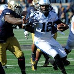 Marquise Williams has helped the North Carolina offense average 41 points per game this season.