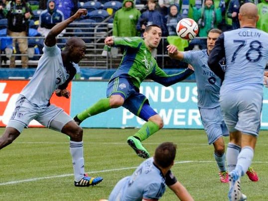 Sporting KC v Seattle