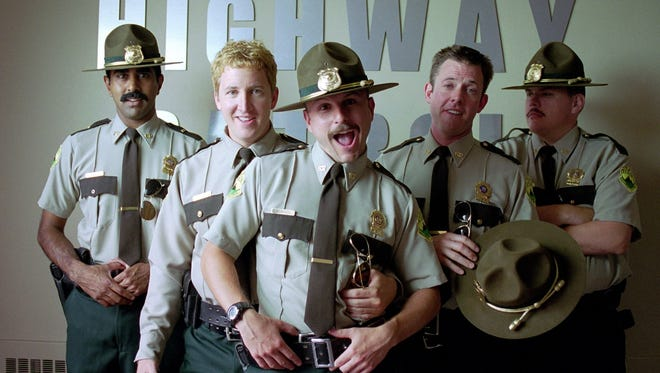 "The comedy troupe behind the cult hit ""Super Troopers"" has launched a crowd-funding campaign to help bankroll a sequel."