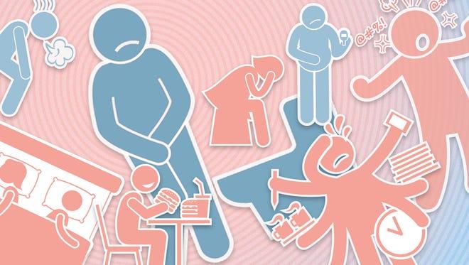 Illness Inflation - overactive bladder