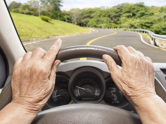 Elderly-driver