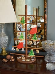 A cookie tree in the parlor will be a temptation to tiny hands.
