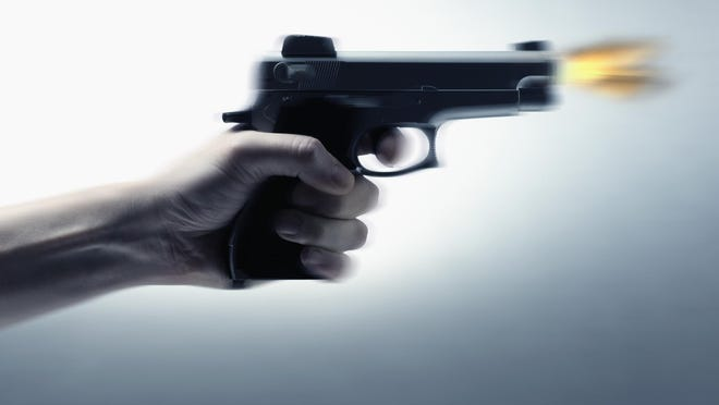 A Gloucester County man suffered a gunshot wound to his leg on Henry Street in New Brunswick on Sunday night.