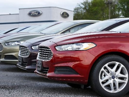 2013 ford fusions