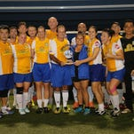 Rovers Masters take league title