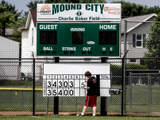 Mound City Little League is hosting its annual preseason Farm Division tournament. A portion of the proceeds will go to Vertical 196 and the Licking County Jail Ministry.