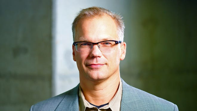 Erik Iverson is managing director of the Wisconsin Alumni Research Foundation.