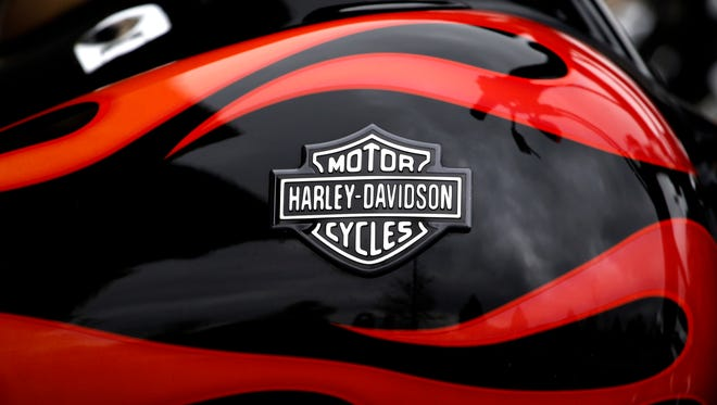 Milwaukee-based Harley-DavidsonÊcould feel the pinch in both the rising costs of steel and aluminum, and in higher prices of its motorcycles sold outside the U.S.